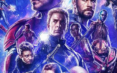 135-Avengers Endgame w Bret Hoffman, Jim Starlin, Chris McQuillen, Ryan Drummond, and Justin's Comics