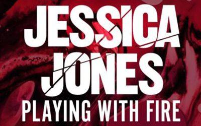 "177-""Jessica Jones"" Writer Vita Ayala-""Tales from the Loop"" Composer Paul Leonard-Morgan"