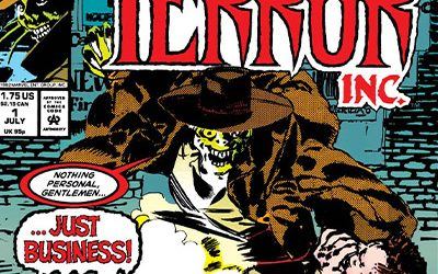 186-Part 1: Writer D.G. Chichester on Marvel, Daredevil, Clive Barker, and Terror
