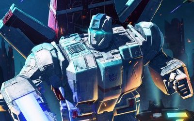 "185-Netflix's ""Transformers: War for Cybertron"" with Alexander Bornstein-Quibi's ""The Fugitive"" with Tony Morales"