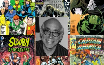 192-Legendary Writer J.M. DeMatteis on Deathstroke, Writing Workshops, and COVID