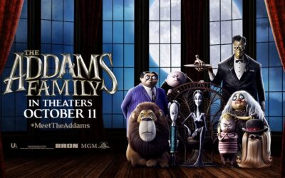 'The Addams Family' Movie Review