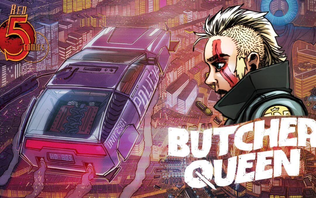 """""""Butcher Queen"""" Comic Review"""