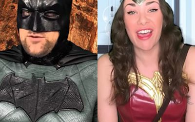 """209-""""Superhero Diaries"""" with James Gavsie-Marcus Theatres' Upcoming Movies with Bret Hoffmann"""
