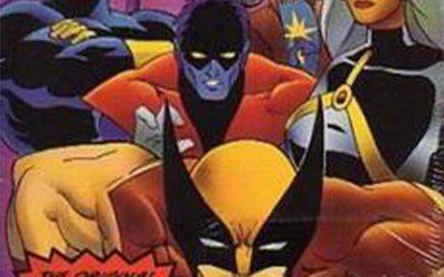 "219-Larry Houston, Director/Producer/Artist on ""X-Men TAS"", ""GI Joe"", ""TMNT"", and More!"