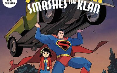 "214-Cartoonist Gene Luen Yang on ""Superman Smashes the Klan"", Shang-Chi, and More!"