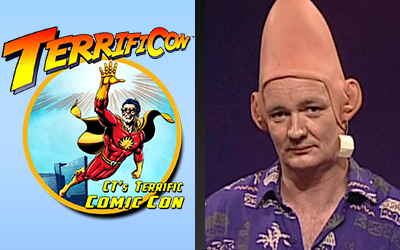 """221-Colin Mochrie and Sean Mulvihill on """"Act Social""""-Terrificon with Mitch Hallock"""