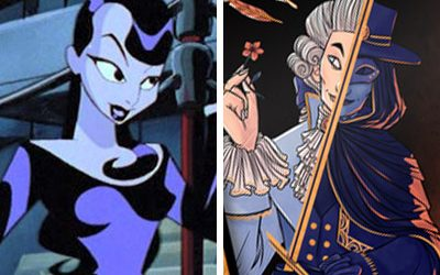 238-$700,000 Kickstarter Project, The Literary Tarot-Batman Beyond Actress Shannon Kenny Carbonell