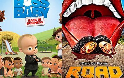 "235-J.P. Karliack on Netflix's ""Boss Baby""-""Road Head"" Film w Clayton Farris and Elizabeth Grullón"