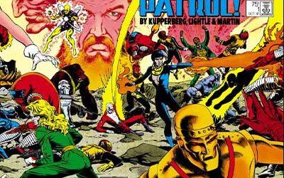 234-Paul Kupperberg on His Career Writing and Editing Comics for DC