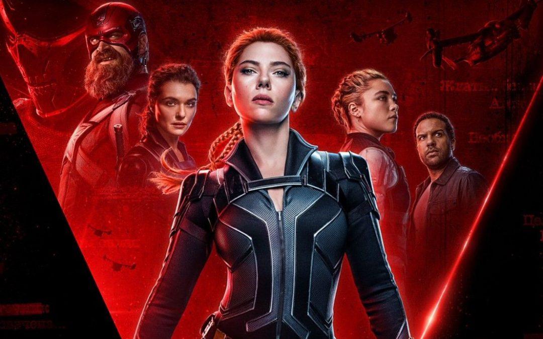'Black Widow' Movie Review