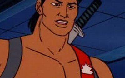 241-François Chau on Shredder, LOST, G.I. Joe, and More