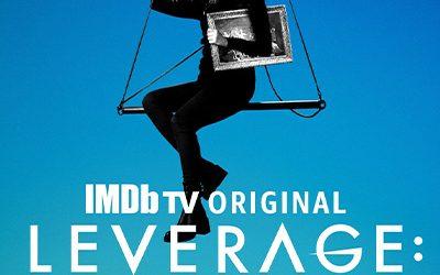 """243-Dean Devlin on """"Leverage: Redemption""""-Terrificon Owner, Mitch Hallock"""