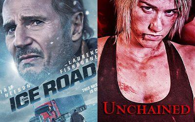 "240-Liam Neeson's ""The Ice Road"" w Composer Max Aruj-Actor/Musician Mair Mulroney"