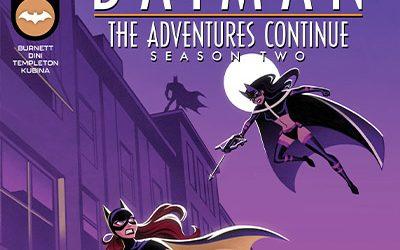 253-Batman Artist, Rick Burchett-Harley Quinn Actress, Hannah Kat Jones