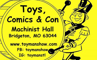 251-Toyman Show-Selling and Sourcing Toys-Planet Comicon-'The Suicide Squad'