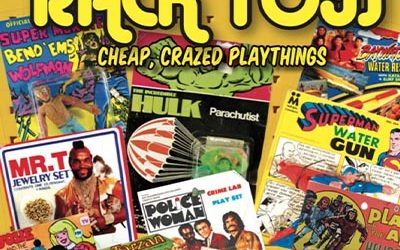 260-'Rack Toys: Cheap, Crazed Playthings' with Author, Brian Heiler